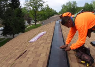 Oviedo Roofing Company at work