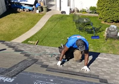 Roofing Contractor Photo